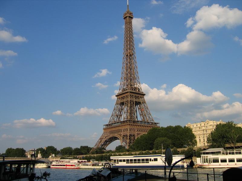 attractions touristiques a paris